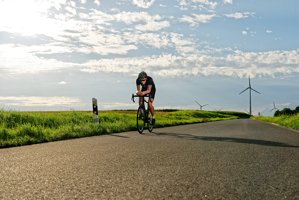 2PEAK optimale Trittfrequenz Fahrrad Training